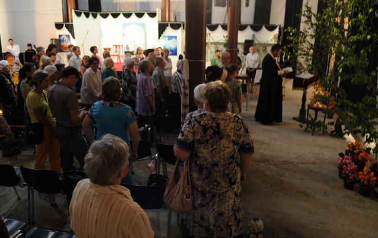 15 апреля — Православная Пасха