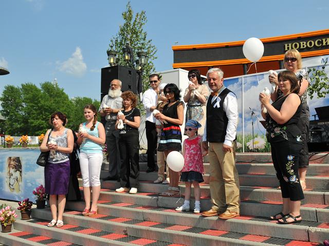 2 июня в Новосибирском Парке памяти пройдет День памяти детей