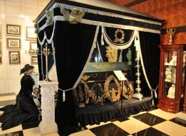 Музей мировой погребальной культуры публично откроется 14 мая