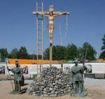 В Музее погребальной культуры открылась экспозиция «Путь Иисуса Христа на Голгофу»