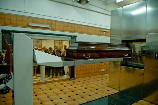 Кремация - современный способ погребения