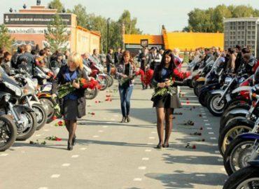 Известный байкер Дмитрий Медведев погиб в ДТП под Новосибирском