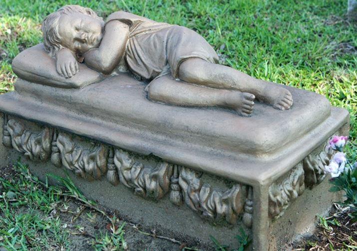 Когда умирает сестра или брат ребенка