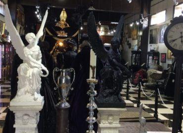 Новое удобное расписание работы обновленной экспозиции Музея мировой погребальной культуры