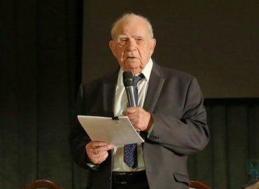 Скончался председатель совета ветеранов Новосибирска Василий Шушпанов