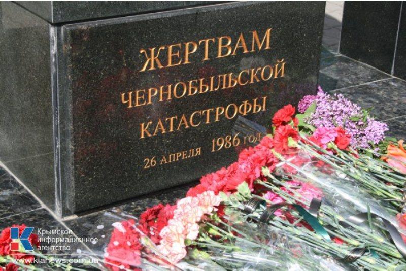 26 апреля. День Памяти Чернобыльской трагедии