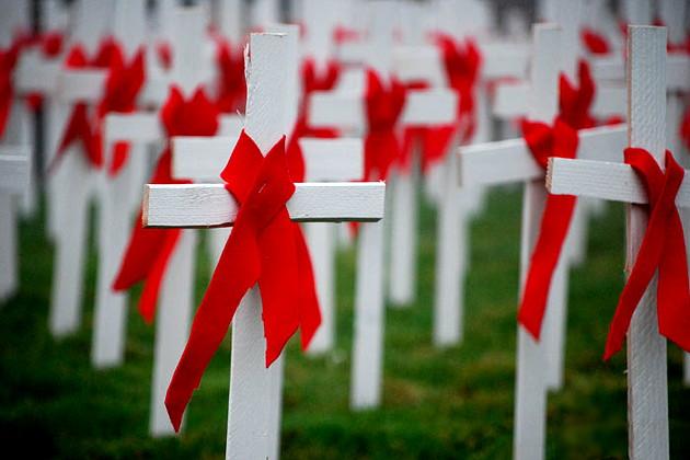 15 мая Всемирный день памяти жертв СПИДа