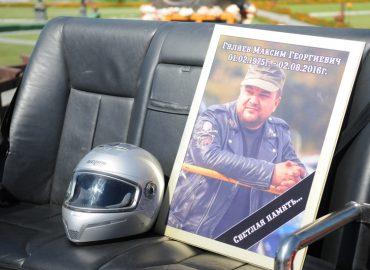В Новосибирском крематории простились с Максимом Гуляевым