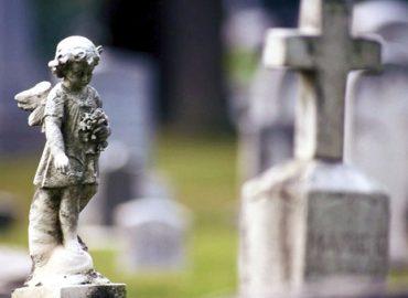 Когда-то на кладбищах не только хоронили