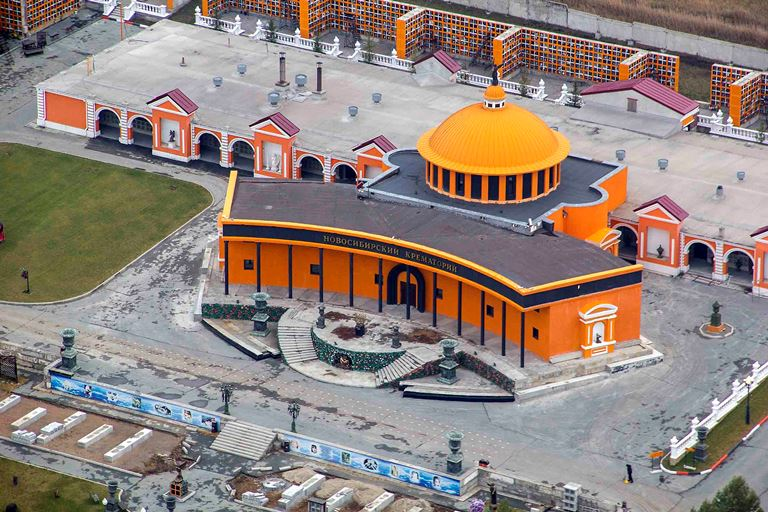 Кремация в Новосибирске от 15 865 р