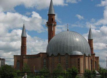 Похороны по мусульманскому обряду