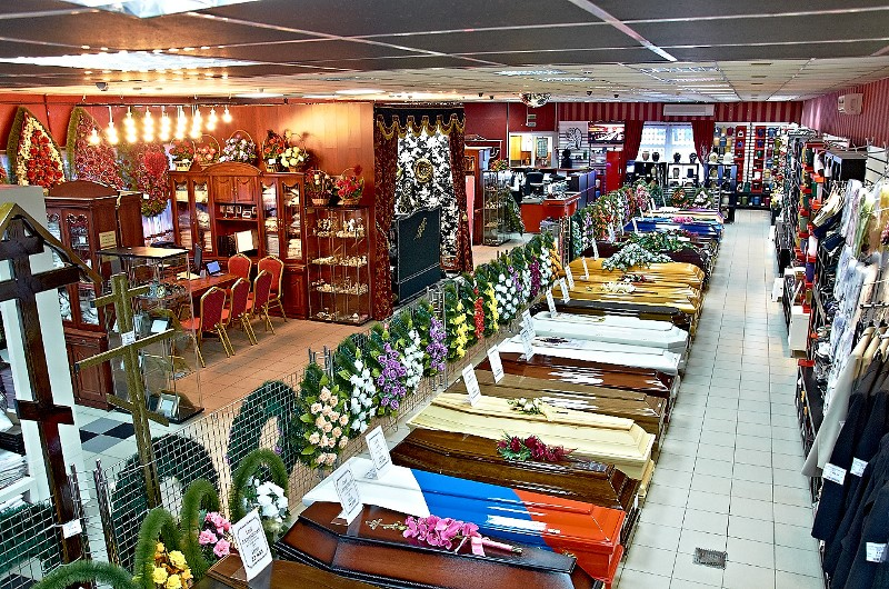ритуальные принадлежности в Новосибирске