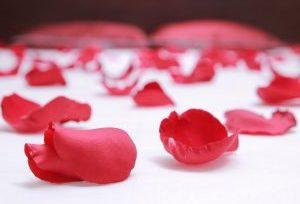 ритуал лепестки роз